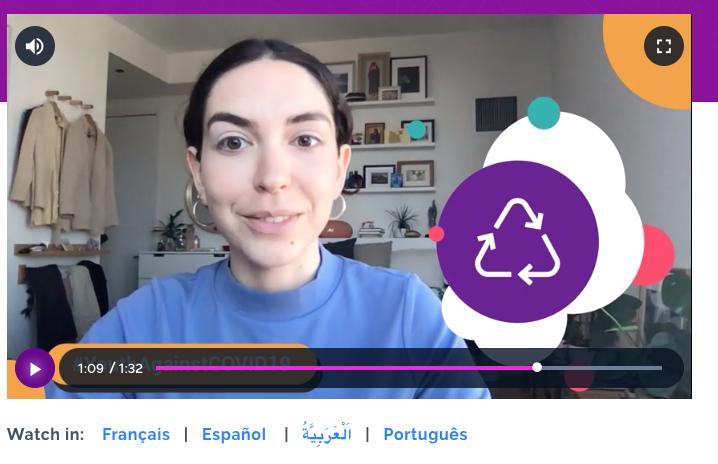 Reciclar video