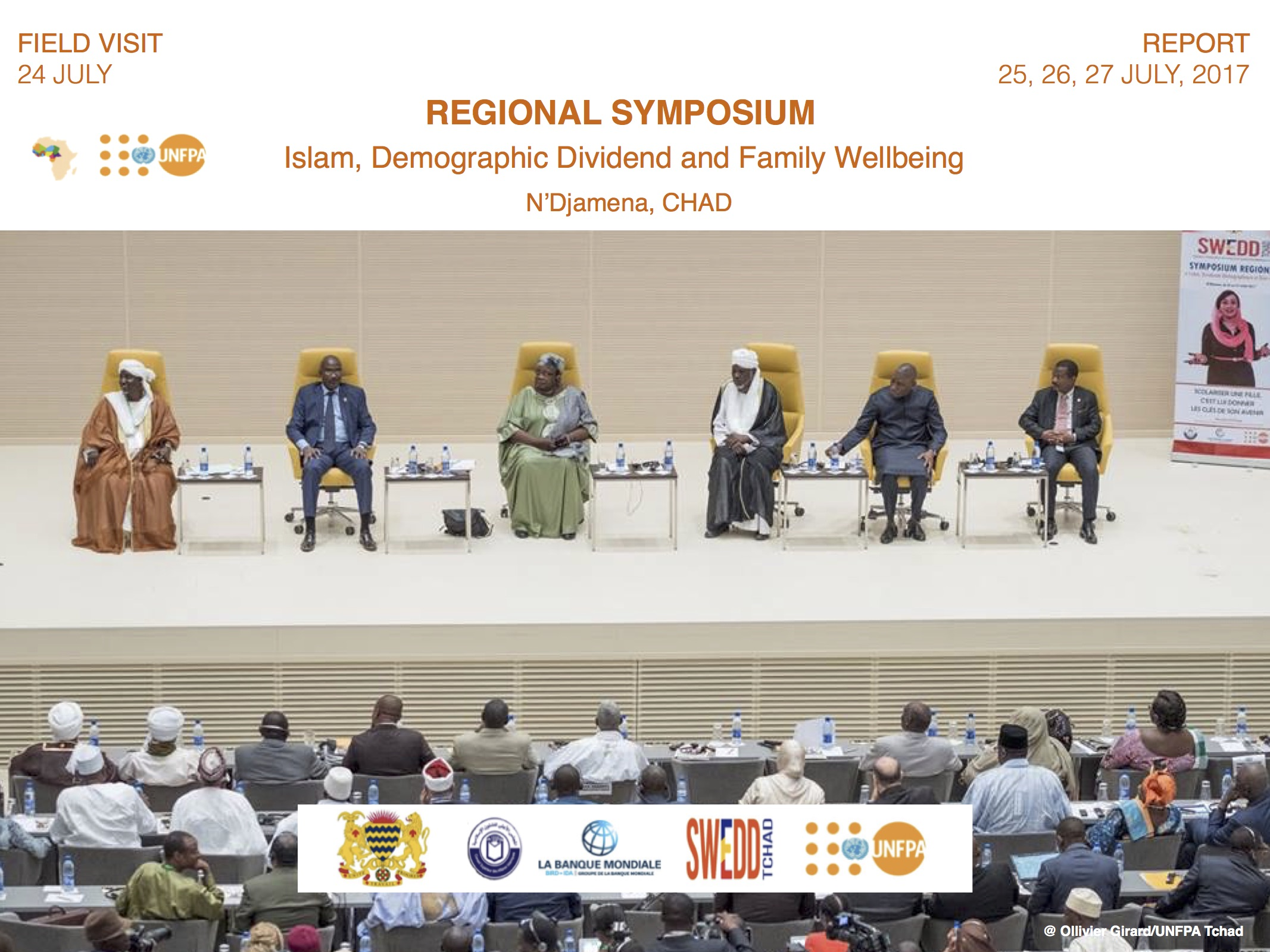 UNFPA WVARO Regional Islam, Demographic Dividend and Family Wellbeing