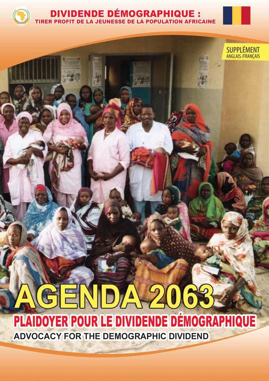 Agenda 2063: Advocacy for the Demographic Dividend