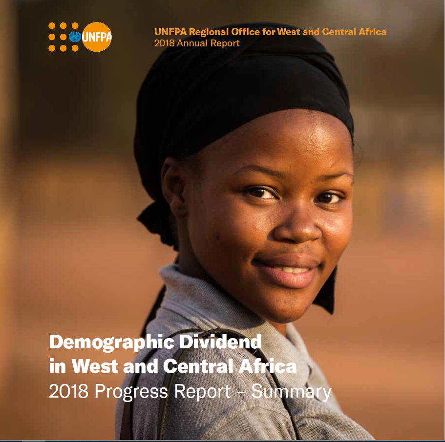 2018 Progress Report on Demographic Dividend in West and Central Africa