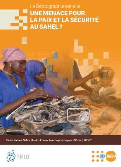 La Démographie est-elle une menace pour la Paix et la Sécurité au Sahel ?