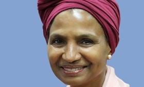Mme Matavel Piccin, Directrice Régionale du Bureau régional de l'Afrique de l'Ouest et du Centre de l'UNFPA.