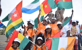 25 Hours of DAKAR: Declaration of adolescents and young people of west and central Africa