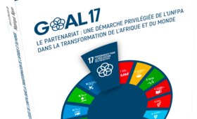 Release of a unique publication on SDG 17 that promotes partnership to transform Africa and the world