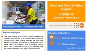 West and Central Africa Region COVID-19 Situation Report No. 8