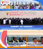Bulletin d'information sur le Sommet Afrique France - Bamako du 10 au 14 Janvier 2017- N°02
